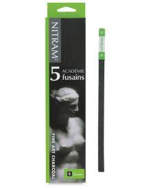 Nitram B Charcoal (Soft)
