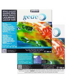 Pébéo Gédéo Glazing Resin - 150 ml - 300 ml