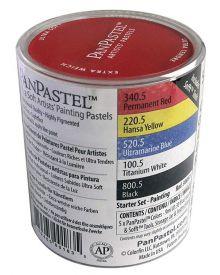 Pan Pastel 5 Painting Colour Starter Set