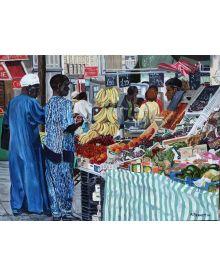 Parisian Fruit Market