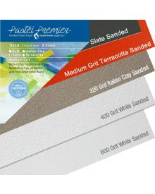 Pastel Premier Sanded Pastel Paper Individual Eco Panels