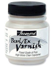 Jacquard Pearl Ex Varnish, 2.25 oz.