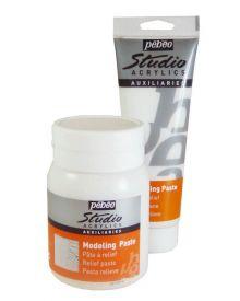 Pébéo Studio Acrylics Auxiliaries Modelling Paste