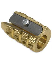 Mobius + Ruppert (M+R) Brass Pencil Sharpener - (604 Bullet/Grenade)