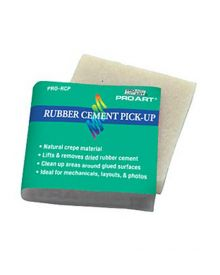 Rubber Cement Pickup by Pro Art