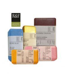 R&F Handmade Encaustic Paints