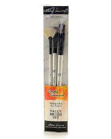 Simply Simmons Grass & Graining Value 3-Brush Set