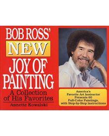 Bob Ross' New Joy of Painting Book