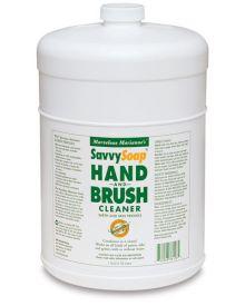 Savvy Hand & Brush Soap 1 Gallon