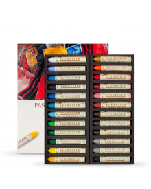 Introductory Oil Pastel Assorted Set of 24