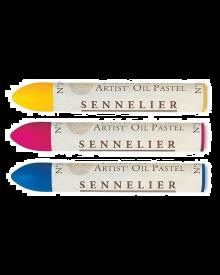 Sennelier Oil Pastels Standard And Grande Pastelsl Individual Sticks
