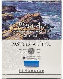 Sennelier Extra Soft Pastel Half-Sticks Seaside Sets of 30