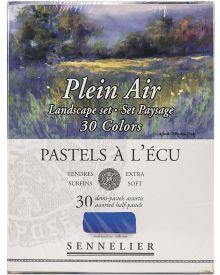 Sennelier Extra Soft Pastel Half-Sticks Landscape Sets of 30