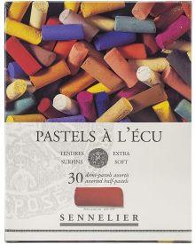 Sennelier Extra Soft Pastel Half-Sticks Assorted Sets of 30