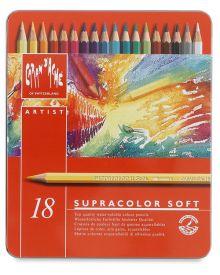 Caran d'Ache Supracolor Soft 18set