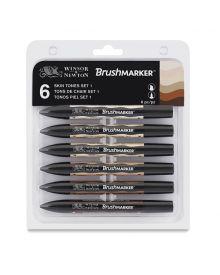 Winsor & Newton BrushMarker Skin Tones