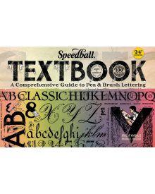 Speedball Textbook - Centennial 24th Edition 120 Pages