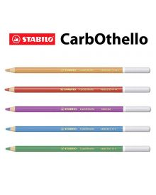 Carbothello Pastel Coloured Assorted Pencils