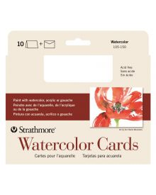 Strathmore Printmaking Cards - 10 Pack Boxed Cards and Envelopes