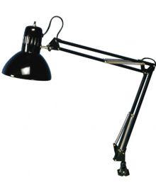 Swing Arm Lamp Black