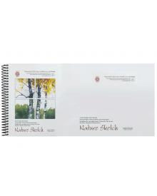 Pentallic Nature Sketch Book 6 x 12 inch