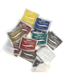 Art Graf Water-Soluble Tailors Chalk Square Discs