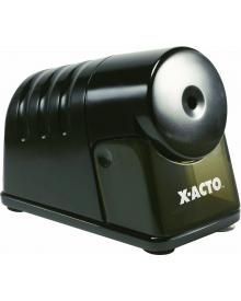X-ACTO POWERHOUSE Electric Pencil Sharpener Heavy-Duty Commercial Grade, Black