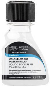 Winsor & Newton Colourless Art Masking Fluid 75ml