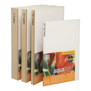 Ampersand Museum Series Aquabord Assorted Panels