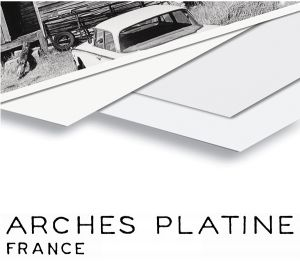 Arches Platine Paper