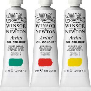 Winsor & Newton Artists' Oil Assorted Colours