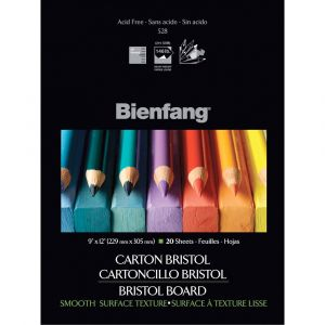 Bienfang Drawing Pad 9 x 12 Inch