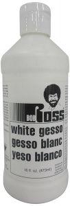 Bob Ross White Gesso - 16 oz.