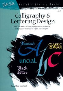 Calligraphy & Letter Design Book