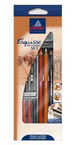 Conté Esquisse Studio Sketching Set