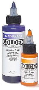 Golden Airbrush Single Acrylic Paint Colours