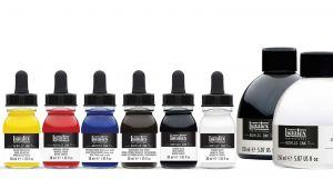 Liquitex Professional Acrylic Inks