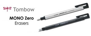 Mono Zero Erasers & Refills