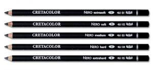 Cretacolor Nero Drawing Pencils