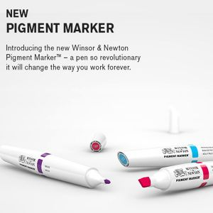 Winsor & Newton Pigment Markers