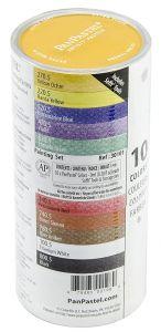 Pan Pastel 10 Colour Painting Set