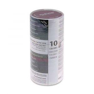 Pan Pastel 10 Colour Extra Dark Cool Shade Set