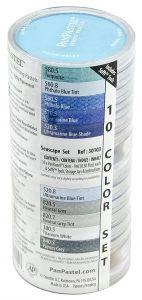 Pan Pastel 10 Colour Seascape Set