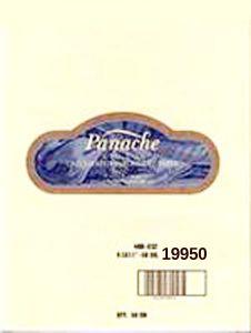 "Panache White Calligraphy Parchment 50/Sh Pad, 8.5""x11"""