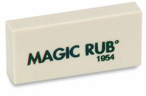 Magic Rub Eraser 1954 - Sanford
