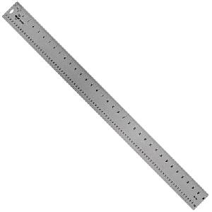 Aluminum Straight Edge 36 inch Ruler by Pro Art