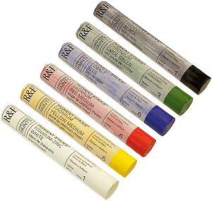 R&F Handmade Paints Oil Pigment Sticks