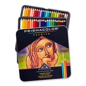 Prismacolor Premier Coloured Pencil Set-48