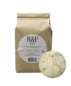 R&F Encaustic Medium, Soy Wax 1lb (454g) bag