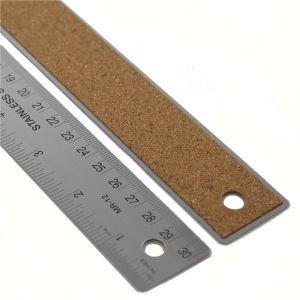 Staedtler Stainless Steel Cork Back Ruler 12 inch